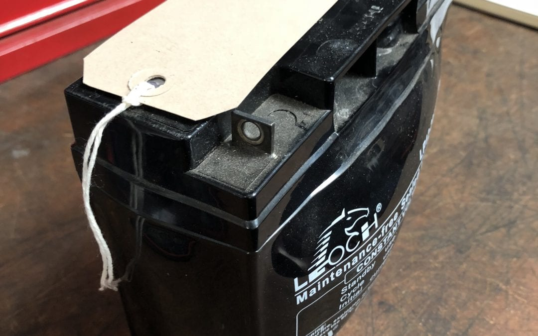 Battery Charging checklist and advice