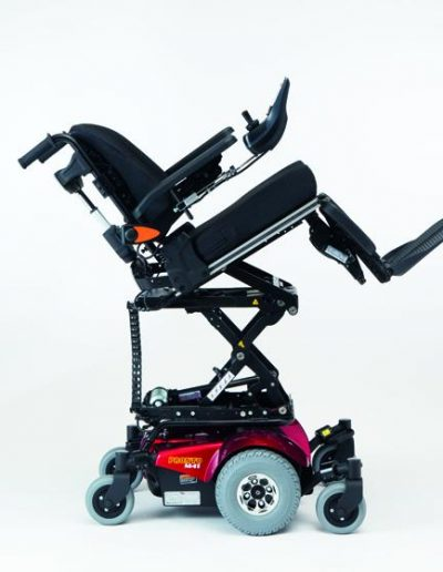 With Seat Lift