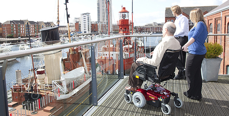 Which powered wheelchair is best for you?