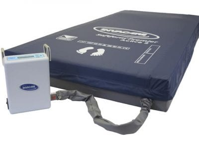 Softform premier Active 2 Hybrid Mattress & Pump