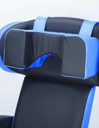 Hydroflex Chair HX Neck headrest