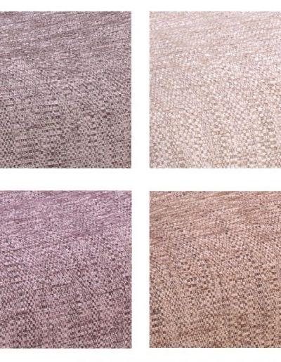 The Avon Chair fabric options