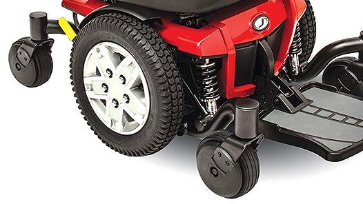 Jazzy 600 ES Active trac | Osteopoise