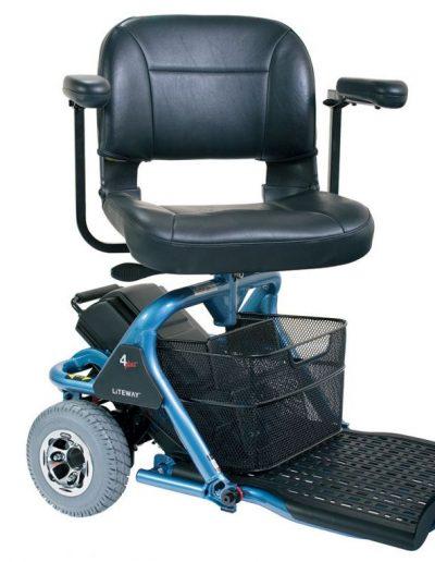 Liteway 4Plus Swivel Seat | Osteopoise