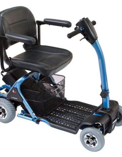 Liteway 4 Plus in Blue | Osteopoise