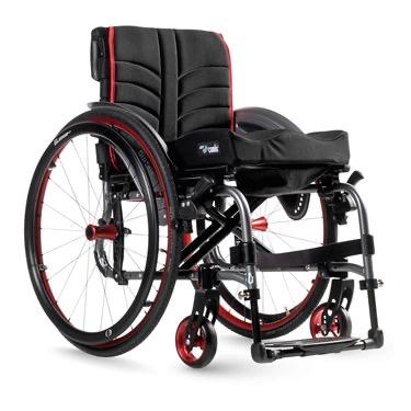 Life folding wheelchair